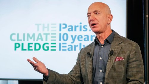 Jeff Bezos' $800 Million Missed Opportunity To Transform The Climate Movement