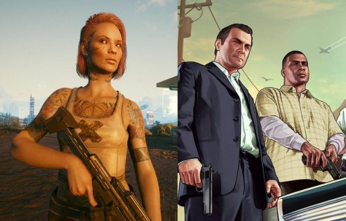 What If I Told You 'Cyberpunk 2077' Is Better Than 'GTA 5'?
