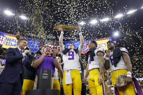 LSU Football's Indiscretions Highlight The Outsized Influence The Program Has On State Culture