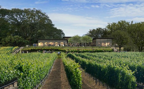 Montage To Open Luxury Hotel And Residences In Heart Of Sonoma Wine Country