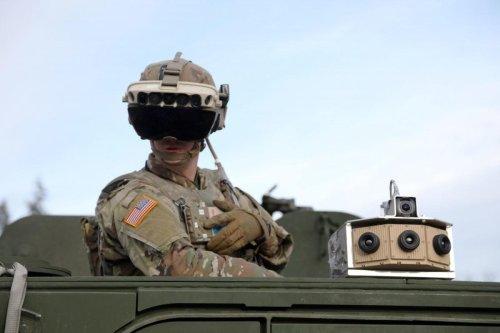 Why Microsoft Won The $22 Billion Army Hololens 2 AR Deal