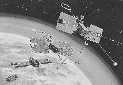 Discover nasa satellite