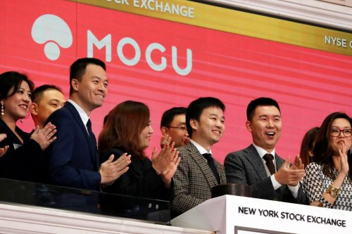 Tencent Battles With Alibaba For China's E-commerce Market Play Out In IPO of Mogu