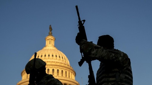Report: Man Arrested In D.C. With 500 Rounds Of Ammo And Fake Inaugural Credentials