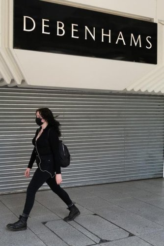 UK Shop Vacancy Rate Hits Record High