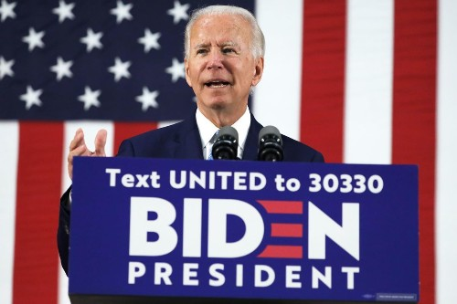 Joe Biden Comes Out Swinging With A $700 Billion Economic Plan To Create New Jobs