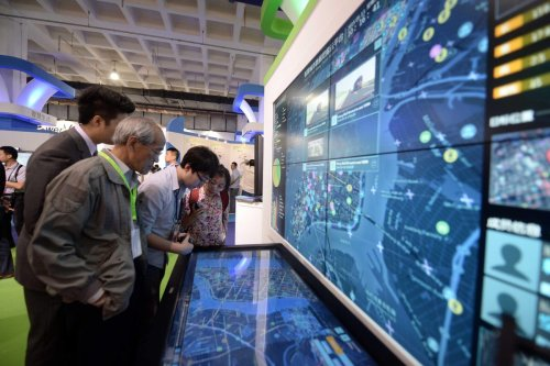 How Big Data And The Internet Of Things Create Smarter Cities
