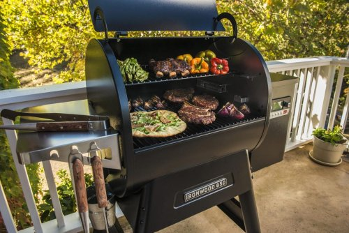 The Pellet Grill Category Is Smoking Hot.