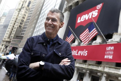 A Conversation With Chip Bergh, CEO Of Levi Strauss & Co, On Paid Family Leave