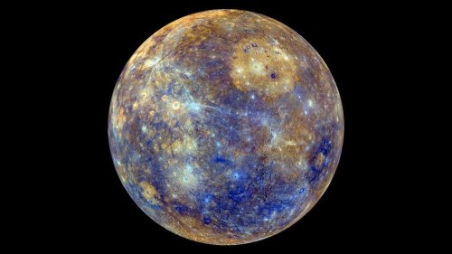 Revealed: NASA's 'Night Mission' To Mercury, The Only Inner Planet We've Yet To Land On