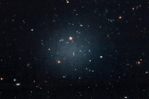 At Last: Galaxy Without Dark Matter Confirmed, Explained With New Hubble Data