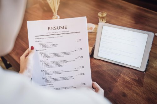 What Employers Want To See In Your Resume And Most People Aren't Doing It