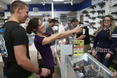 Gun Background Checks Slowed In April, Says FBI, As Inventory Runs Thin