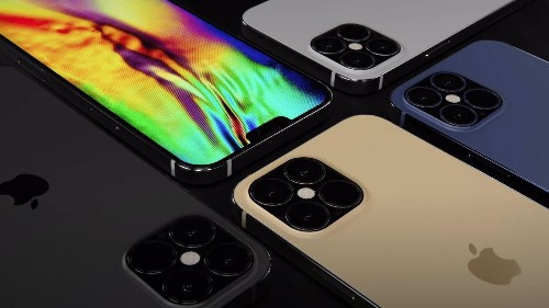Apple iOS 14 Code All But Confirms New 5.4-Inch iPhone 12