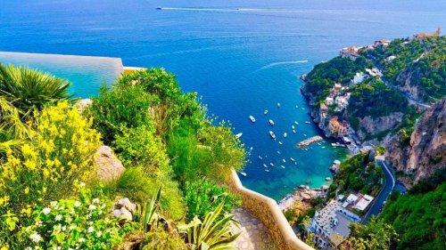 The Eight Best Hotels Along The Amalfi Coast