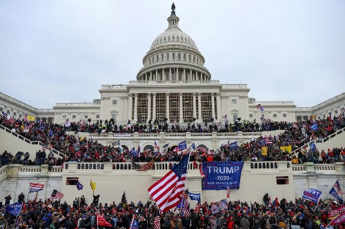 How Much Money Will The Capitol Riot Cost Trump?