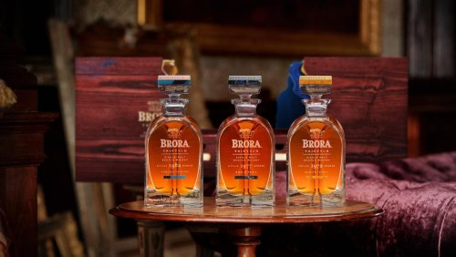 Luxury Whisky Review: Brora, Glenfiddich, Glenglassaugh, And More