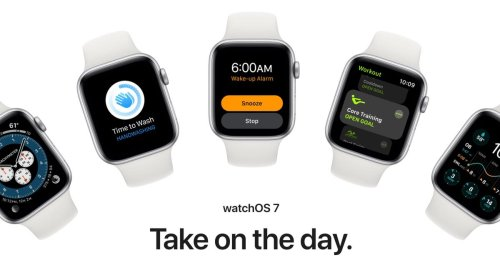 Apple Watch 1st watchOS 7 Public Beta Now Live: Here's How To Get On Board