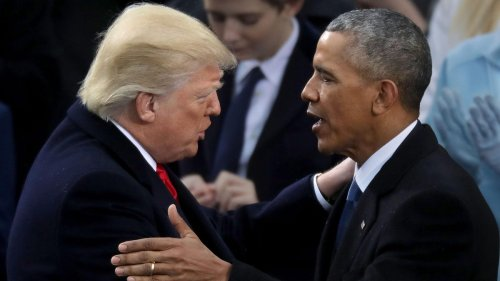 Four Charts Comparing Trump's Vs. Obama's Stock Market Returns