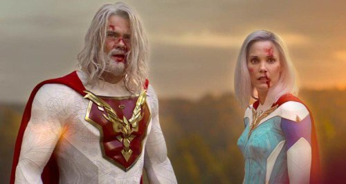 Josh Duhamel Is Taking Netflix's 'Jupiter's Legacy' Cancelation In Stride