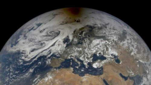 Is The North Pole On Fire? Watch Last Week's Eclipse Do Something No Other Will This Century