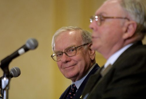 Did You Miss The Breaking News At Warren Buffett's Meeting?