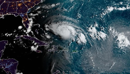 Why The Pace Of Hurricane Dorian Is So Dangerous