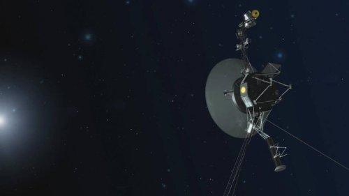 NASA's Voyager 1 Spacecraft Detects 'Gentle Rain' Of Vibrating Interstellar Plasma