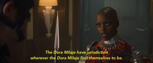 'Falcon' Shows The Dora Milaje Need Their Own Disney Plus Show