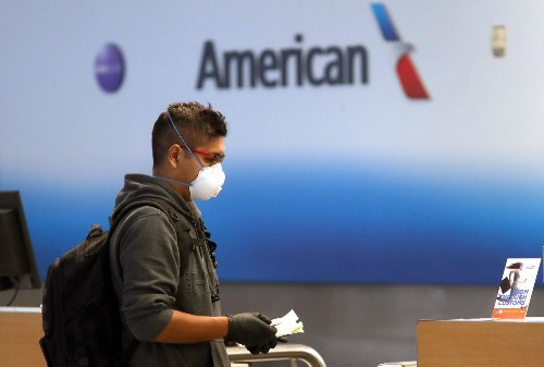 Why Dallas Fort Worth Is Now The Guinea Pig Of Pandemic Air Travel