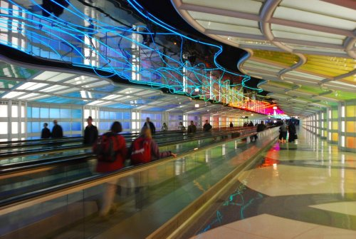 A Man Hid Undetected At O'Hare Airport For 3 Months, Say Prosecutors
