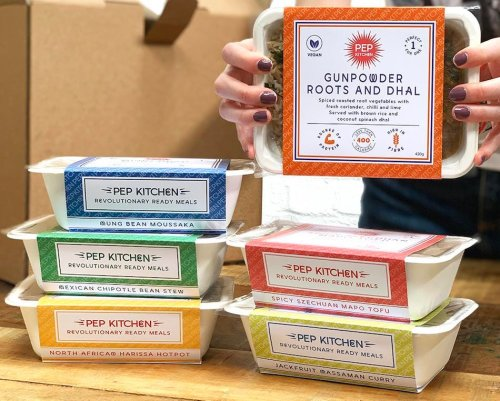 New Vegan Startup Launches Ready-Made Meals With Free Home Delivery Nationwide