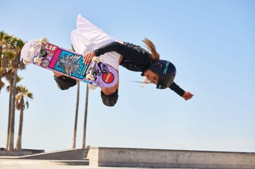 13-Year-Old Skateboarder Sky Brown Partners With CLIF Kid To 'Sponsor,' Support Kids Going Back To School