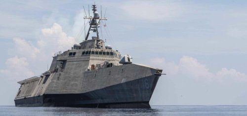 """Drop """"Littoral Combat""""-America's 17 Independence Class Ships Are Surveillance Frigates"""