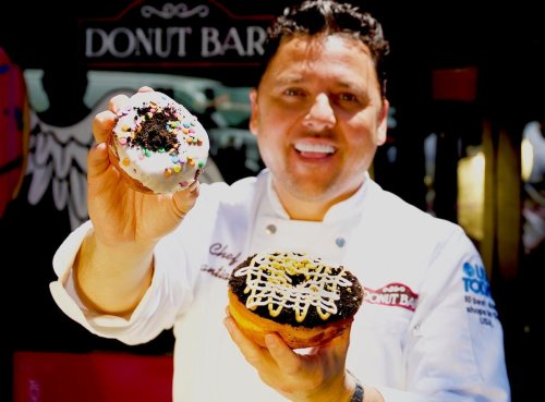 Every Day Is National Doughnut Day At Donut Bar