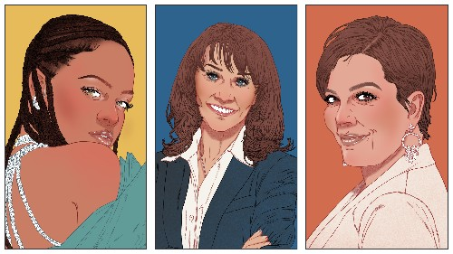 America's Richest Self-Made Women 2020