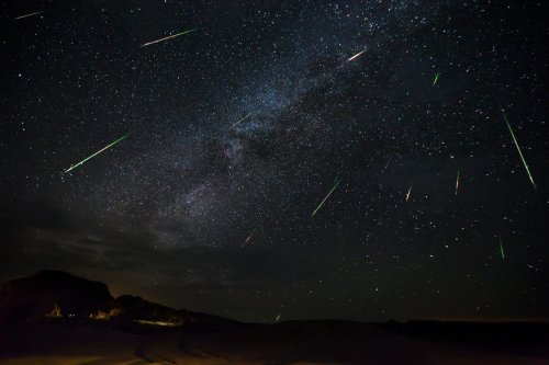 Your Stargazing Guide To August 2021: Perseid Meteor Shower, A 'Pure' Blue Moon And Blazing Giant Planets