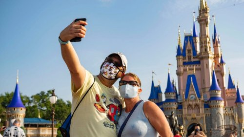 Orlando Area Shattering Covid Records In Worst Surge Of Pandemic