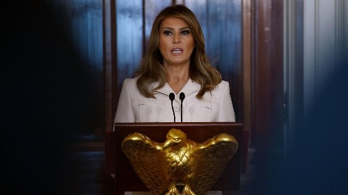 Melania Trump's Mixed Fashion Legacy As First Lady Of The United States