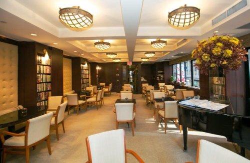 25 - Library Hotel, New York, NY