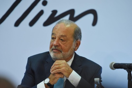 Billionaire Carlos Slim, Mexico's Richest Person, Diagnosed With Covid-19