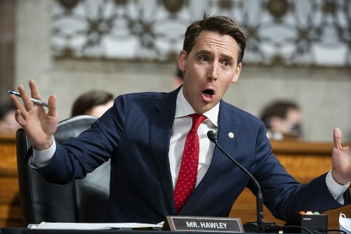 Josh Hawley Faces More Fallout: Loews Hotels Cancels Fundraiser Event