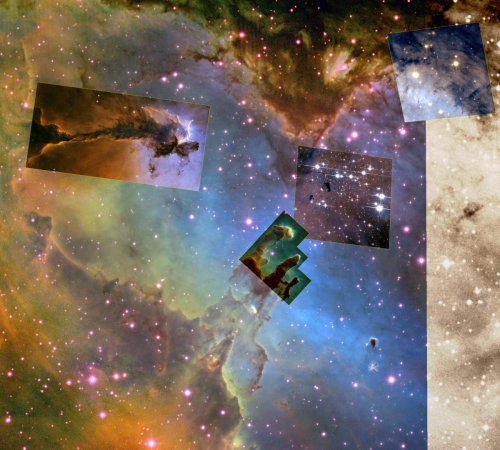 How Quickly Are The Pillars Of Creation Being Destroyed?