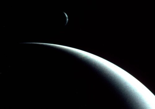 How Neptune's Triton Destroyed Nearly All Of Its Moons
