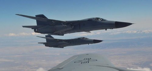 Australia's Huge New Weapons Buy Finally Replaces The Country's Long-Gone F-111 Bombers
