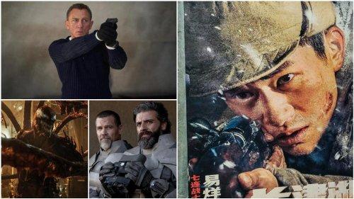 China's 'Battle,' James Bond And Venom Nab Huge Box Office Milestones