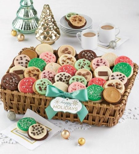Holiday Gift Guide 2020: The Most Indulgent Cookie Gift Baskets