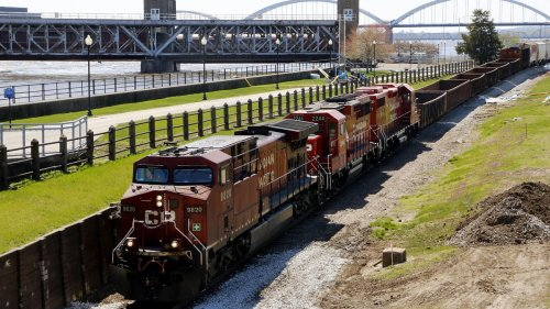 Canadian Pacific To Buy Kansas City Southern In $25 Billion Deal Creating First Rail Network Spanning U.S., Mexico And Canada