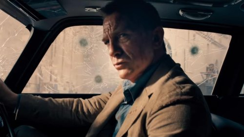 Daniel Craig As James Bond Is Back In The Terrific First Trailer For 'No Time To Die'