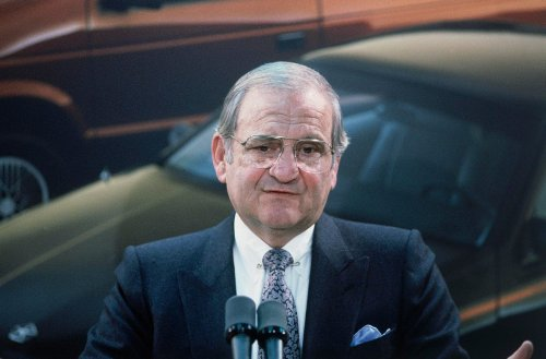 Iacocca Is Rightly Remembered For The Mustang But The Minivan Is His Biggest Legacy